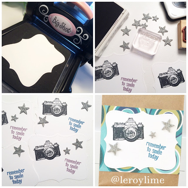 Teacher Appreciation Week - Day 3 - Personalized Photo Holders - LeroyLime
