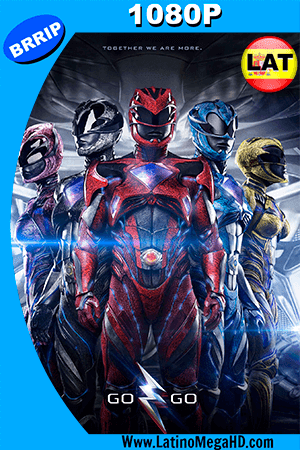 Power Rangers (2017) Latino HD 1080P ()