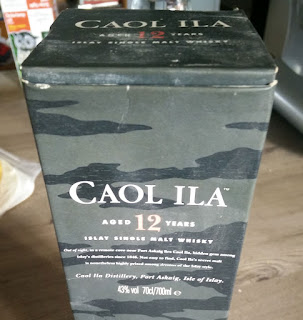 Monday is Caol Ila day