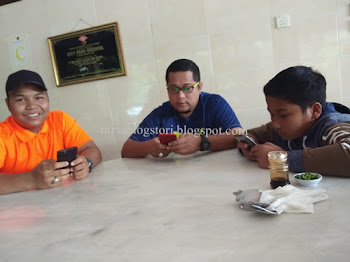 Family Days Out : Lunch Lagi Di City Park Oriental & Tengok Jumanji