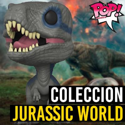 Lista de figuras funko pop de Funko Jurassic World