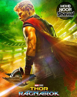 Thor : Ragnarok (Movie 2017)