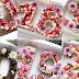 Pastel de números decorados: Tendencia del 2018