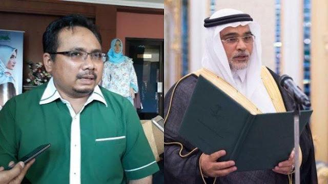 Yaqut: Jika Dubes Arab Saudi tak Minta Maaf atau Dipulangkan akan Ada Kejadian Serius