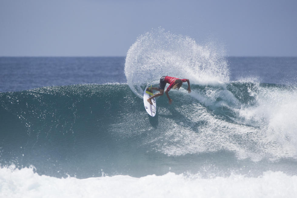 6 Rob Macado Four Seasons Maldives Surfing Champions Trophy foto WSL Sean Scott