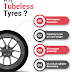 Why Tubeless Tyres?