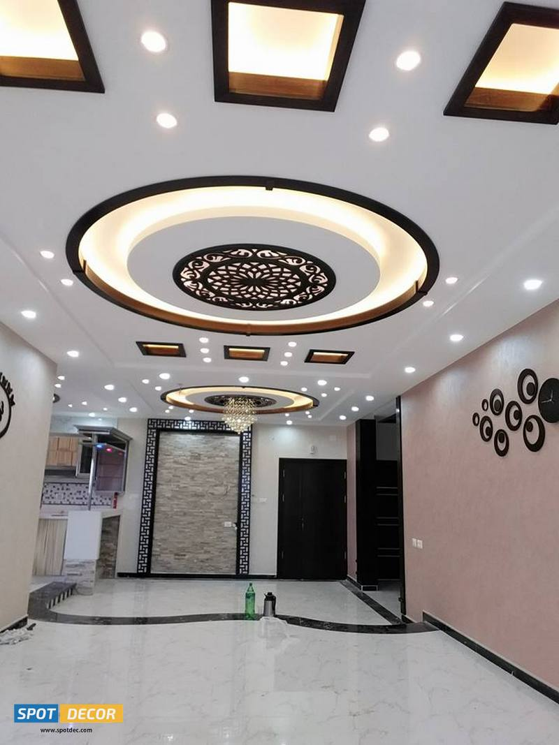 CNC Wood Carving Designs For Your Home Ceilings