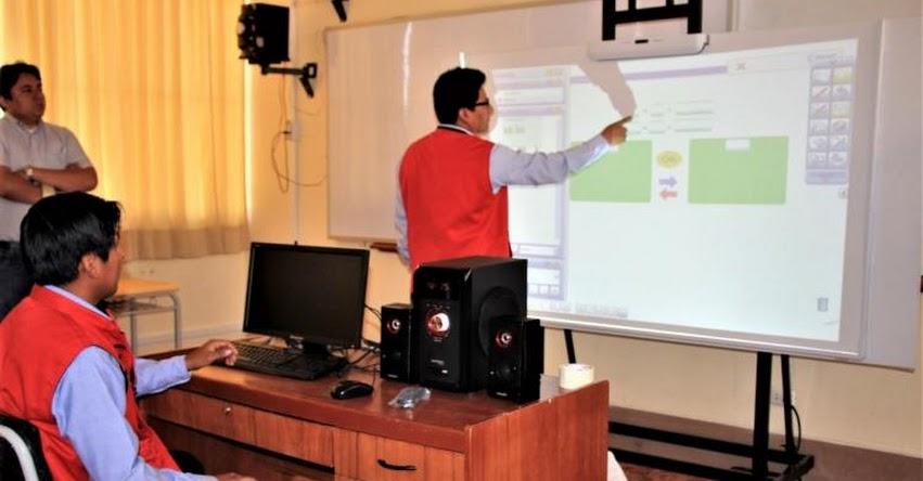 COAR: Implementan proyecto tecnológico en Colegio de Alto Rendimiento de Moquegua