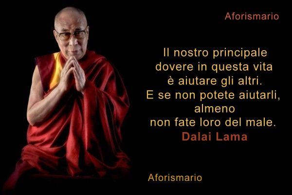 Top Aforismario®: Dalai Lama Tenzin Gyatso - 100 Frasi di saggezza ZS28