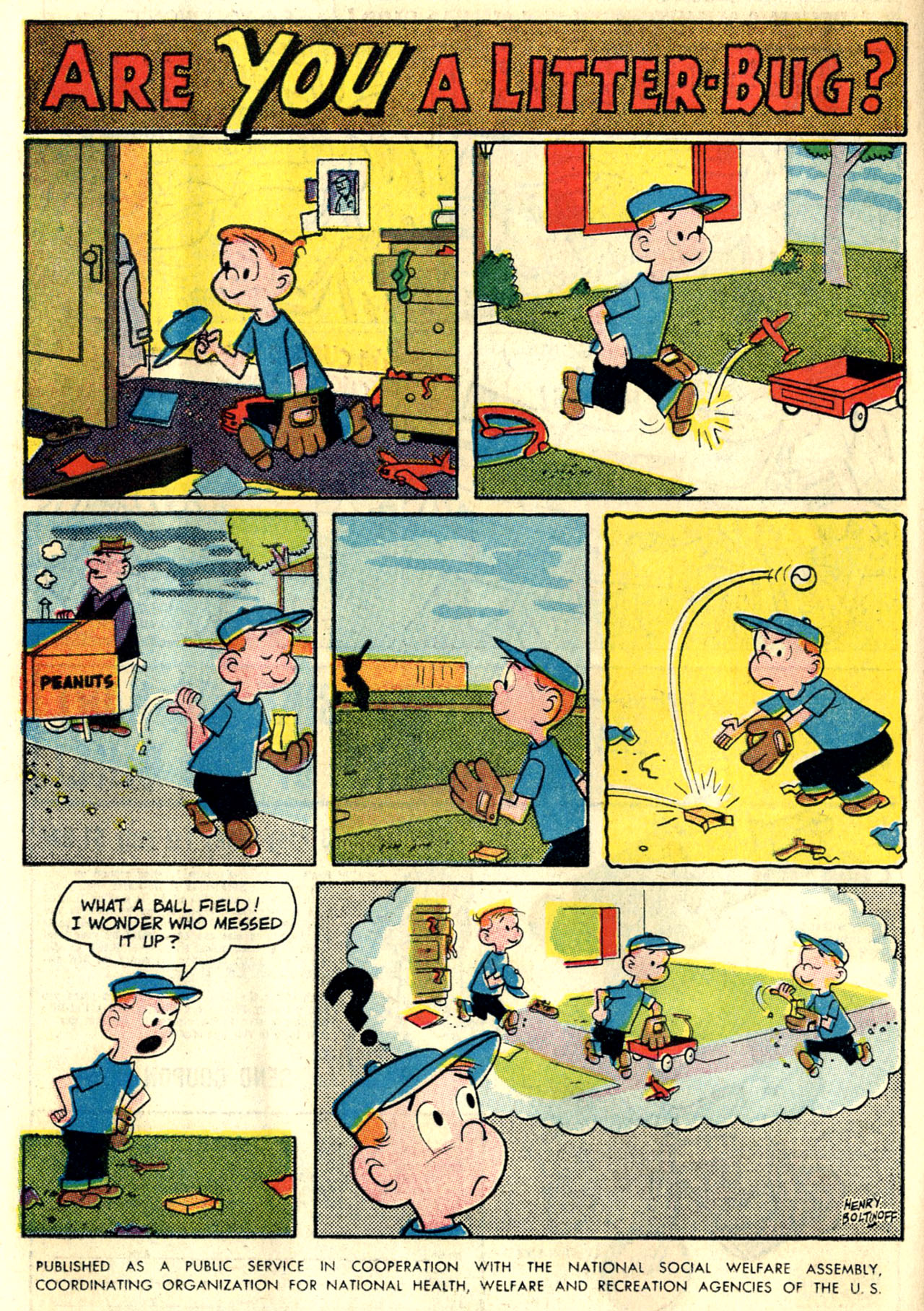 Detective Comics (1937) 344 Page 9