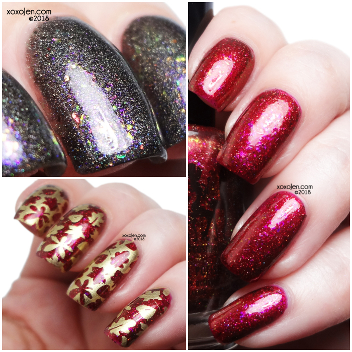 xoxoJen's swatch of Girly Bits October COTM