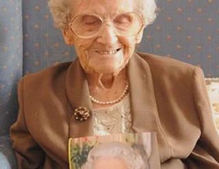 Orang Paling Tua Di Dunia - Ethel Lang