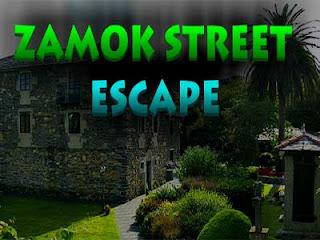 Juego Zamok Street Escape Solución