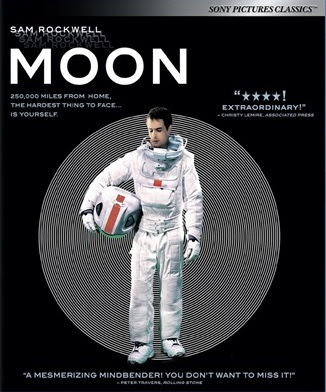 Moon (2009) 720p BRRip Dual Audio [Hindi – English] 700MB