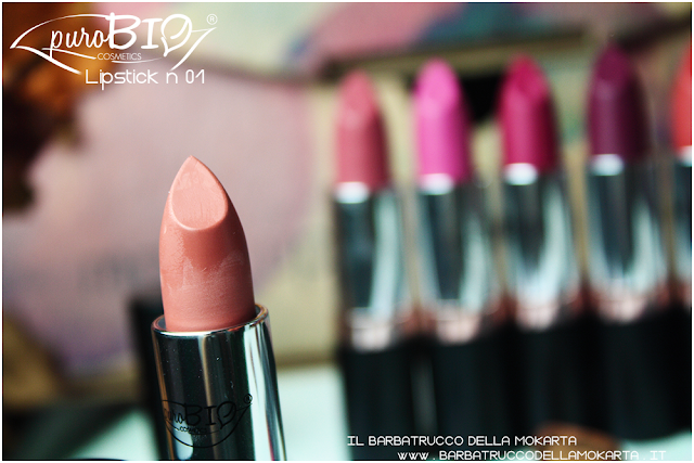 lipstickn 02  review rossetti purobio , lipstick, vegan makeup, bio makeup