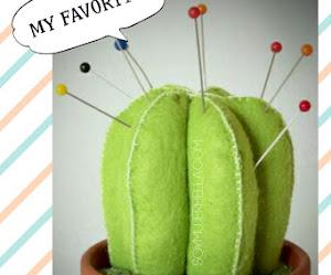 Alfiletero de Cactus - diy