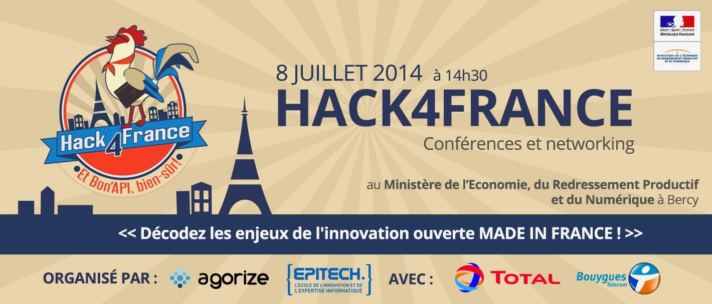 Hack4France