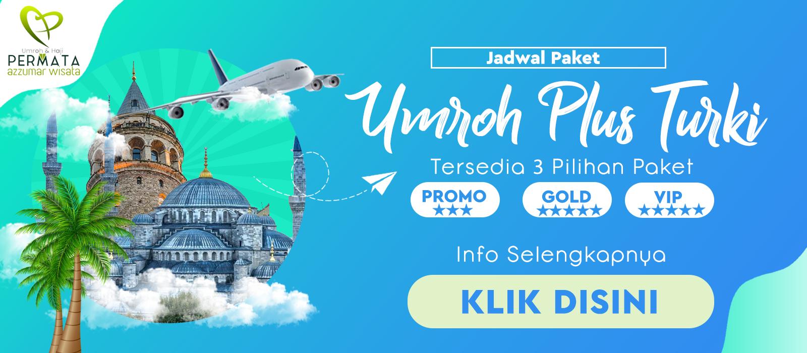 Paket Umroh Plus Turki Murah Biaya Promo Jadwal Tahun 2019 2020