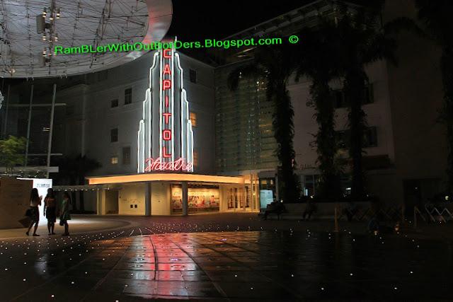 Capitol Thetre, Singapore