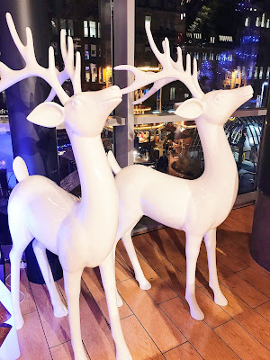 Walking in a Winter Wonderland at St Enoch Centre