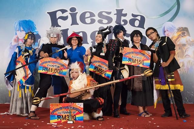 Karnival Fiesta Magika Di IJM Land Seremban 2