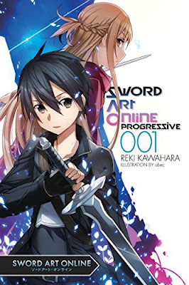Sword Art Online - Progressive de Reki Kawahara