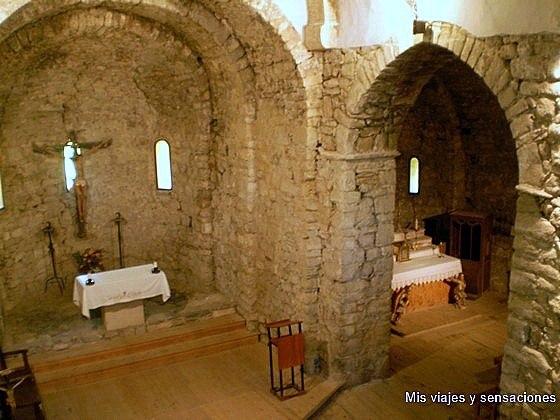 Iglesia de San Félix de Barruera, Vall de Boi, Lleida