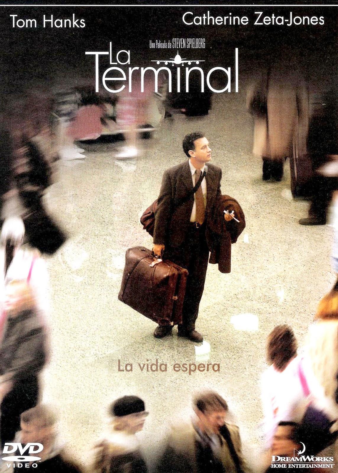 Yang Tercecer Ulasan Film The Terminal 2004