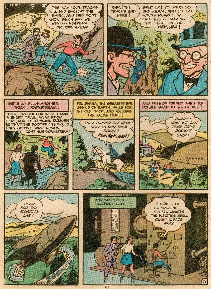 Read online Shazam! (1973) comic -  Issue #12 - 76
