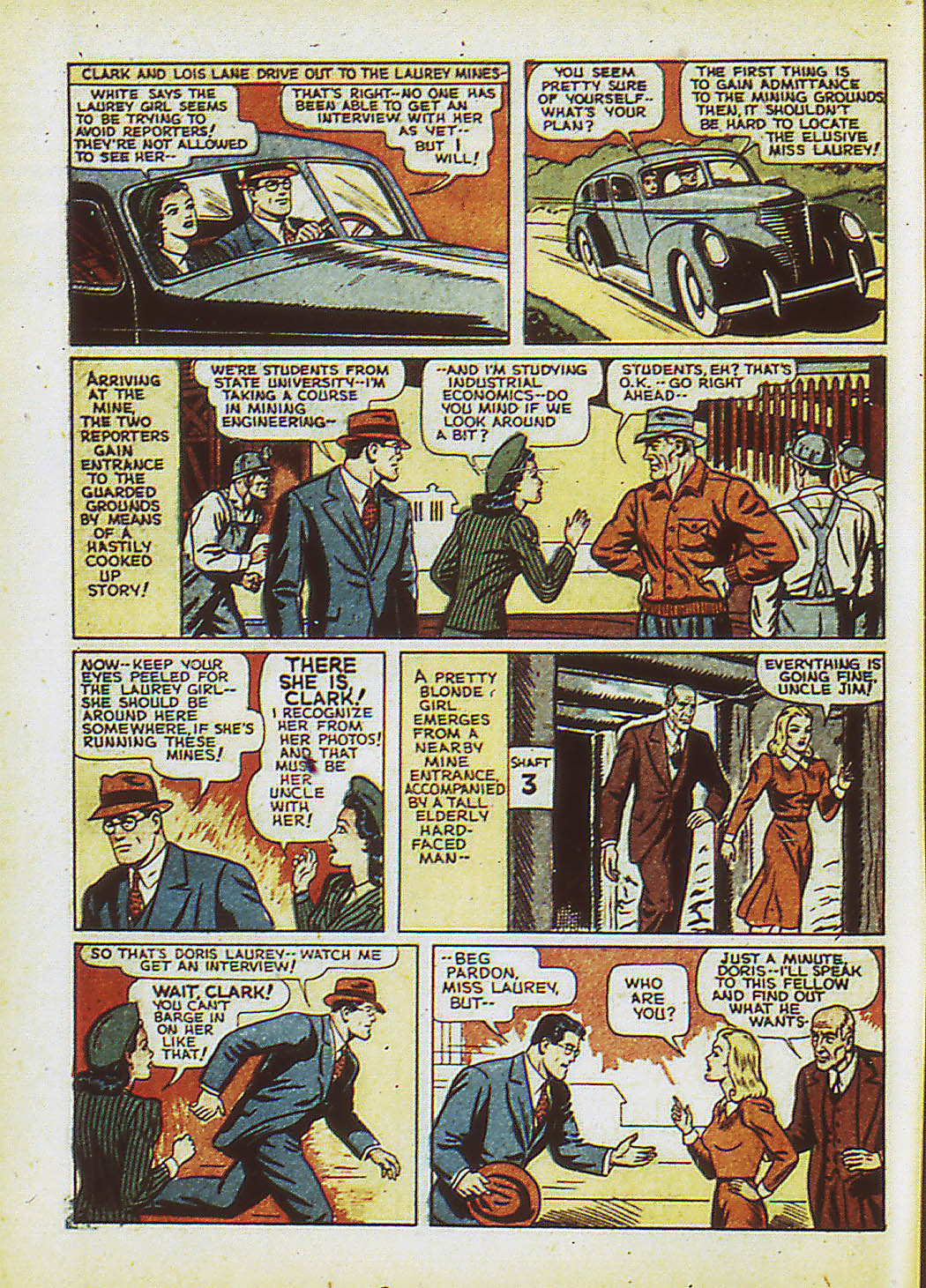 Read online Action Comics (1938) comic -  Issue #34 - 5
