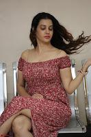 Diksha Panth in a Deep neck Short dress at Maya Mall pre release function ~ Celebrities Exclusive Galleries 055.JPG