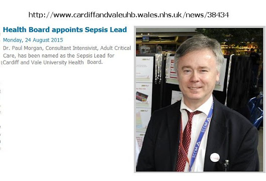 UK Sepsis Lead Dr. Paul Morgan Insults Homeopaths on Twitter