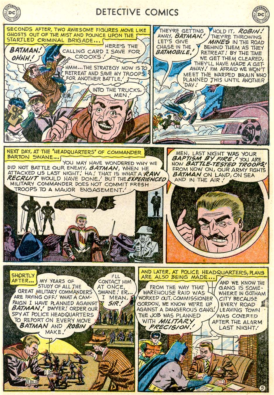 Detective Comics (1937) 178 Page 6