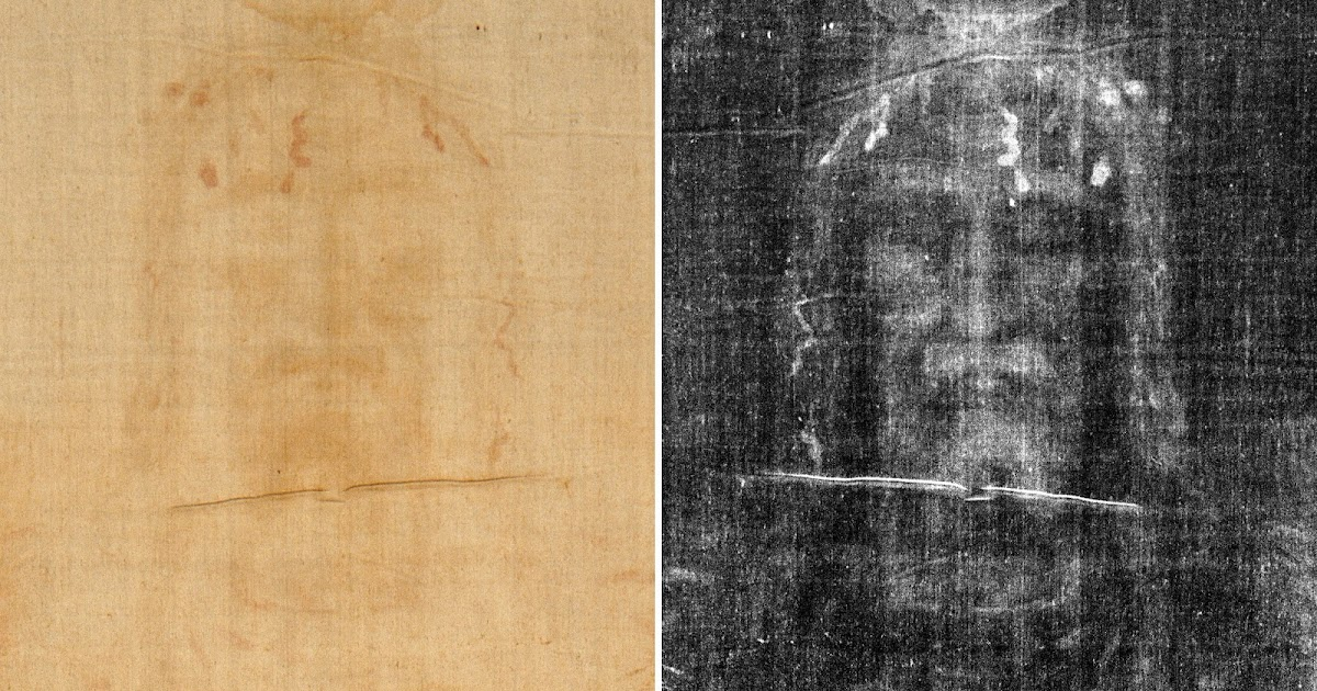 Living Free: The First Selfie: Does the Shroud of Turin ...
