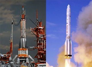 Gerry Anderson rocket design