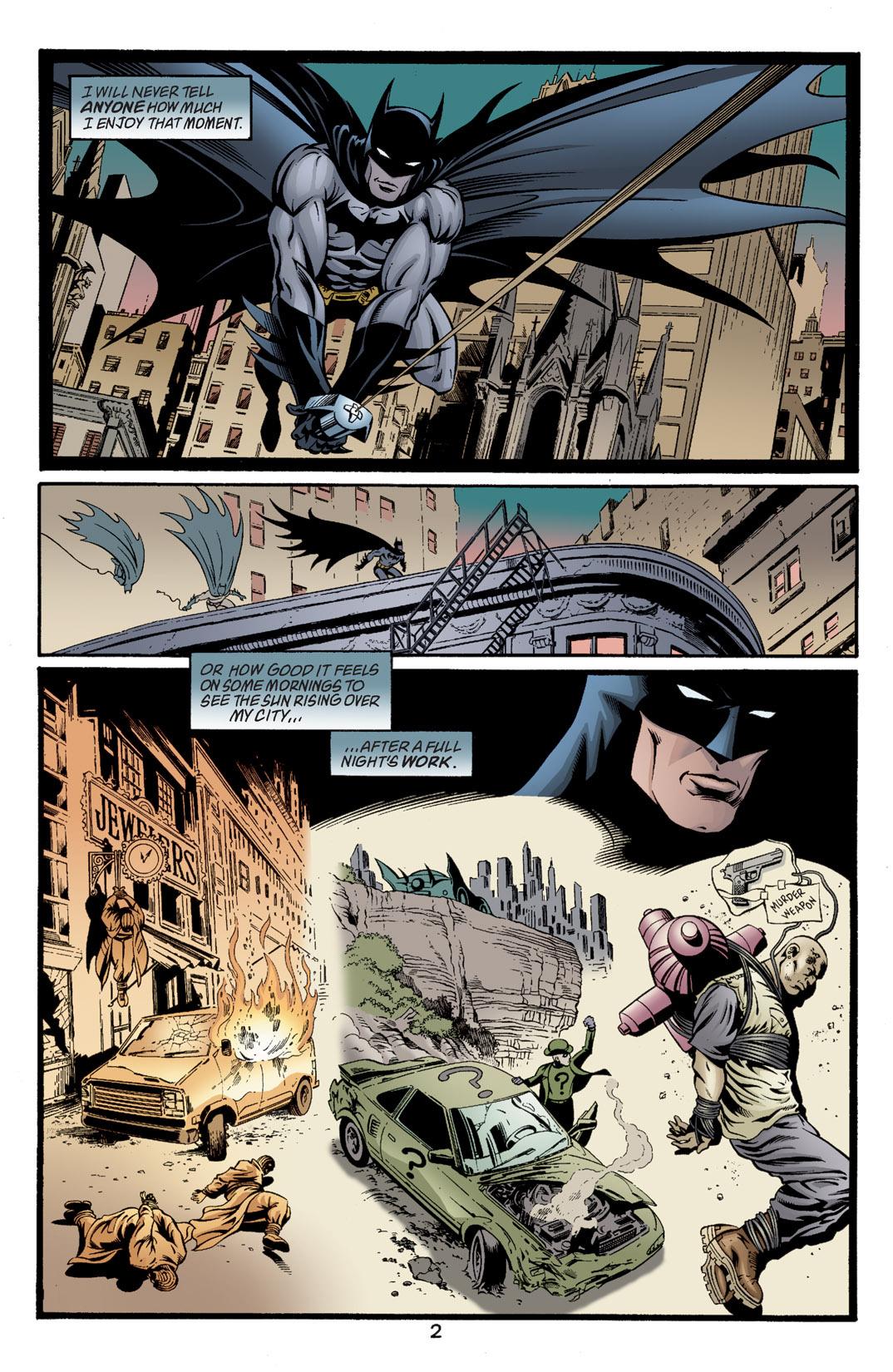 Detective Comics (1937) 784 Page 2