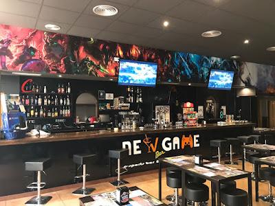 NewGame Bar