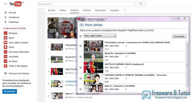 Ummy video downloader что это за программа - 93832