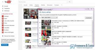 Ummy Video Downloader pour télécharger les vidéos de Youtube (MP4, MP3)