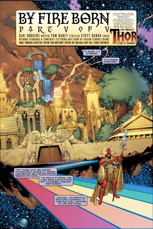 Thor (1998) Issue #50 #51 - English 2