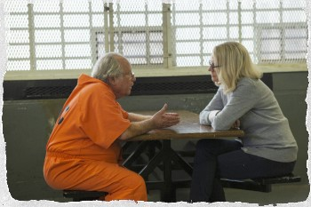 "Richard Dreyfuss and Blythe Danner in ""Madoff"""