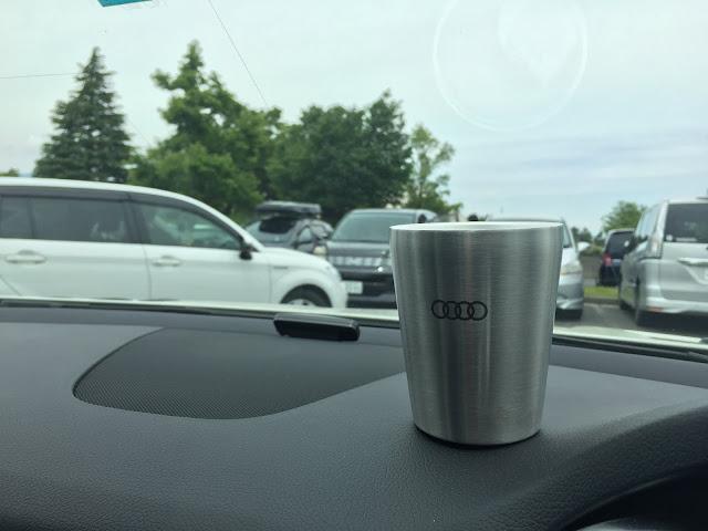 Audi ステンレスマグカップ