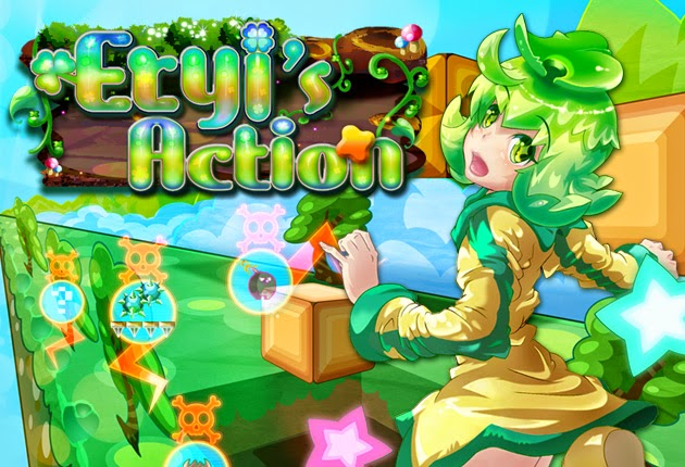 Download Game Eryi's Action Full Version