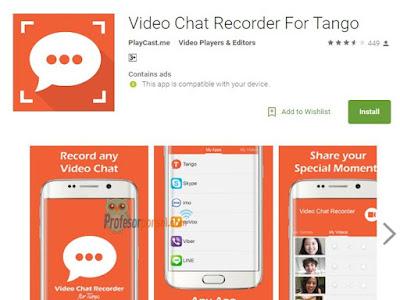Cara Untuk Merekam Video Call Termudah Tanpa Root
