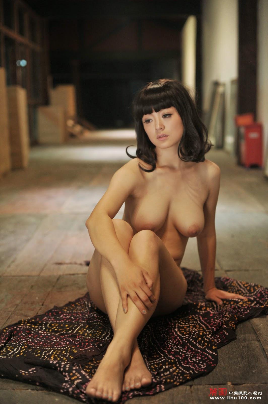 DSC 7297 - Chinese Nude Model Su Quan [Litu100]   18+ gallery photos