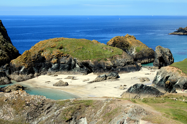 Luxury self-catering on the Lizard, just a short distance from Kynance Cove