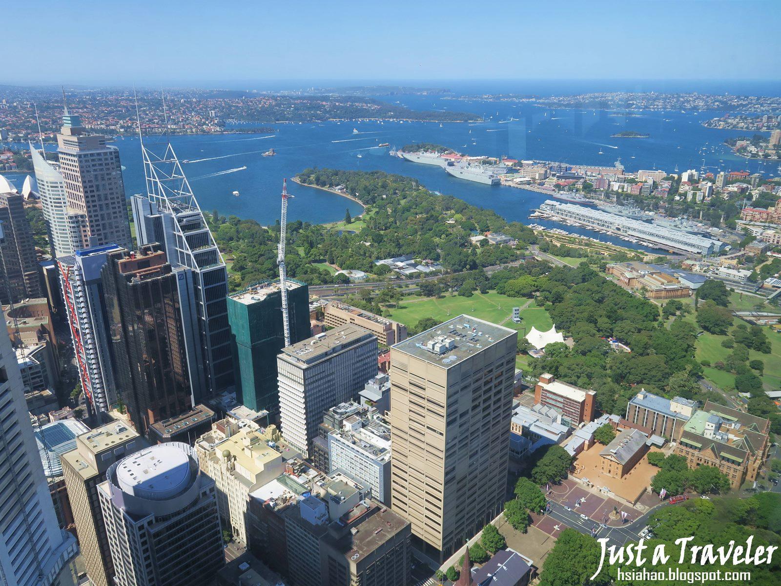 雪梨-悉尼-景點-推薦-雪梨塔-悉尼塔-市區-自由行-優惠券-套票-旅遊-澳洲-Sydney-Tower-Eye-Tourist-Attraction-Travel-Australia