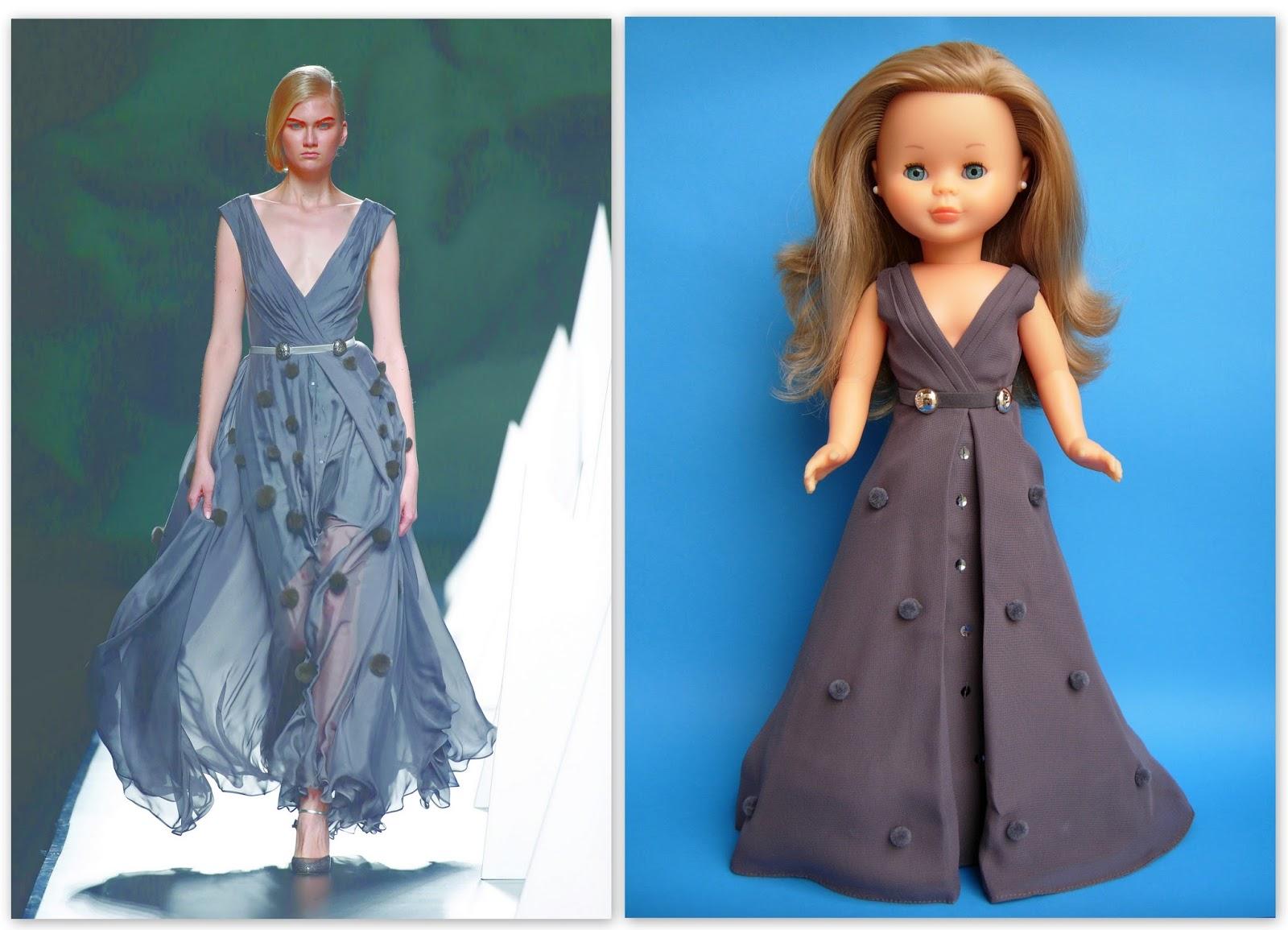 29e97d9b7a4 El vestido pertenece a la colección