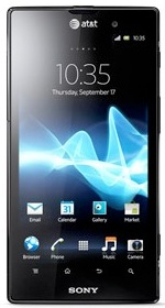 Sony Xperia ion for AT&T receives Android 4.0 Ice Cream Sandwich software update