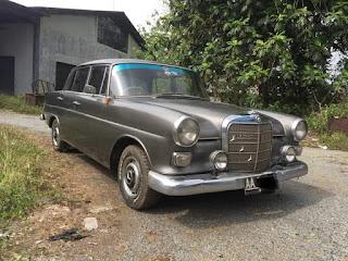 Dijual Mercedes Benz 190 (betmen) th 1964